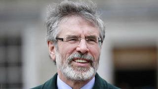 Gerry Adams: con la Brexit saltano accordi di pace Ulster