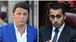 """Di Maio apre a Renzi: """"Sulla legge elettorale possiamo discutere"""""""