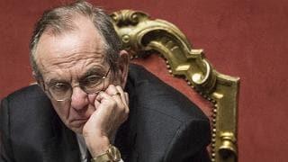 Il Mef smentisce le voci su possibili dimissioni di Padoan: assurde