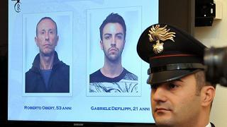 Condannato a 30 anni Gabriele De Filippi, 19 per il presunto complice