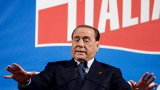 Silvio Berlusconi compie 80 anni una carriera politica per immagini