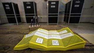 Speciale referendum su Rai Uno, scintille tra le ragioni del Sì e quelle del No