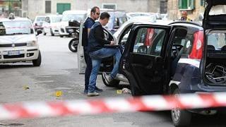 Afragola, 71enne ucciso  a colpi di pistola