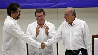 Stanotte la firma dell'accordo di pace tra il governo e le Farc