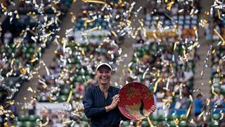 Wozniacki vince l'Open di Tokyo