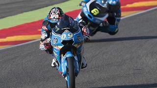 Ad Aragon vince Navarro, Binder campione
