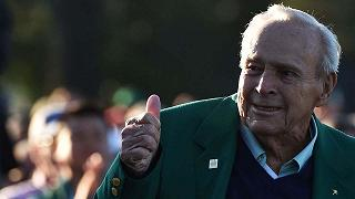 Morto Arnold Palmer, 'The King'