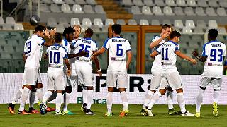 L'Atalanta passa a Crotone 1-3
