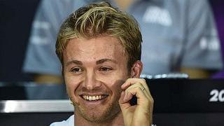 Rosberg: 'Vorrei vincere qui il titolo costruttori'