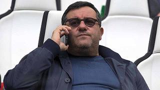 "Raiola: ""De Laurentiis faccia un regalo a Pogba"""