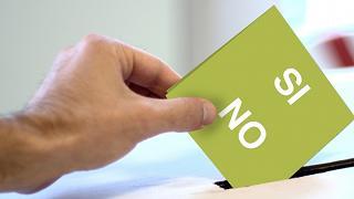 Chiusa la campagna per il referendum, scattato il silenzio elettorale