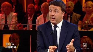 Renzi: quattordicesima doppia per le pensioni più basse
