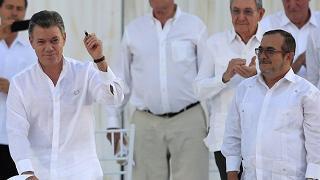 Una firma per la pace con le Farc La Colombia ora volta pagina