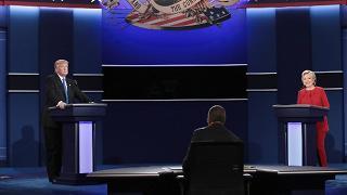 Donald Trump e Hillary Clinton Alla ex First Lady la prima sfida