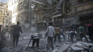 Aleppo, la riconquista di Assad Ancora missili su un ospedale