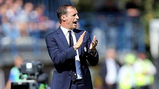 """Allegri: """"Col Milan testa e agonismo"""""""