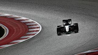 Ad Austin Rosberg davanti a tutti
