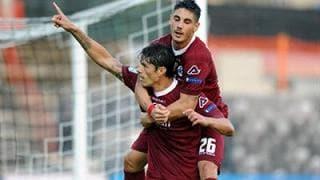 Spezia-Brescia 2-0 nell'anticipo
