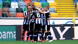 L'Udinese supera il Pescara