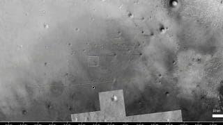 Schiaparelli, schianto a 300 kmh Ecco la foto del luogo dell'impatto