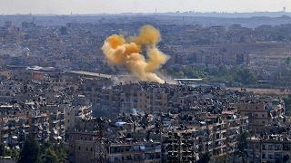 Finita la tregua a Aleppo ripresi i combattimenti