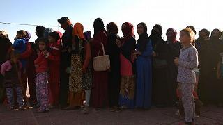 Agenzia Onu per i diritti umani decine di migliaia di 'scudi umani'