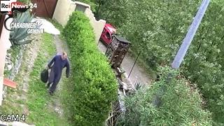 Pensionato decapitato nel  Genovese, arrestato il nipote