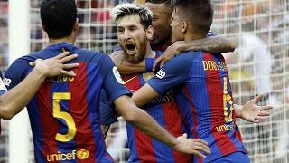 Valencia - Barcellona 2-3
