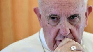 """Bergoglio: """"Nessuno venga escluso dalla partecipazione sociale"""""""