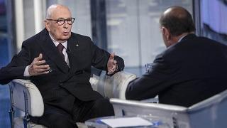 Napolitano: referendum è diventata sfida aberrante.Renzi?Si giudica a politiche