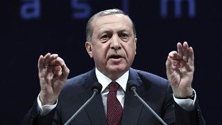 """Erdogan: """"Con questa Ue nessun europeo è al sicuro"""""""