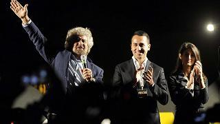 Grillo: subito al voto con l'Italicum