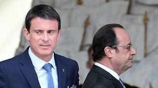 """Francia, Valls: """"Mi candido alla  presidenza della Repubblica"""""""