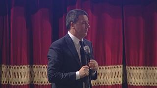 Renzi: con il Sì Paese più semplice e forte. Non possiamo barcamenarci e galleggiare