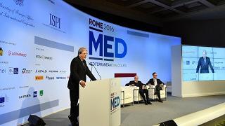 Gentiloni: il Mediterraneo resterà al centro del nostro impegno