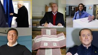 Referendum costituzionale, alle 19 affluenza intorno al 57%: urne aperte fino alle 23