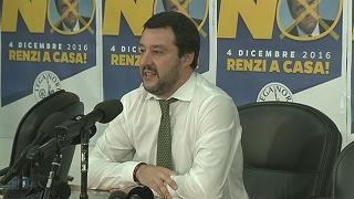 Salvini: ora subito elezioni