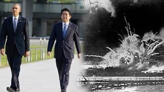 """Il premier giapponese Abe a Pearl Harbor:  """"Ma non chiederò scusa"""""""