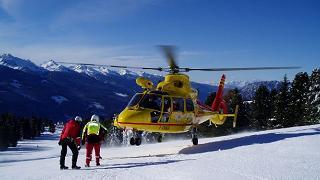Valanga in Val Troncea: morto un escursionista, altri due feriti