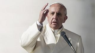 """Papa: """"Mafia e corruzione sono piaghe sociali da combattere"""""""
