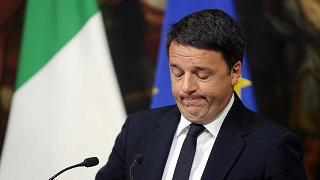 """Renzi,l'ultima volta da premier:""""Grazie Agnese per aver sopportato la fatica di questi mille giorni"""""""
