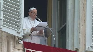 """Papa Francesco: """"Rifiutare vendetta non significa rinunciare a giustizia"""""""