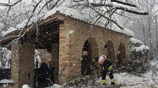 Quasi cinquecento  scosse da ieri  In salvo il disperso a Campotosto