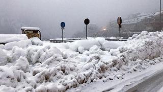 Pericolo slavina, sfollate 40 famiglie in frazione di Acquasanta Terme