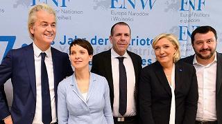 Coblenza, gli euroscettici a convegno nell'era di Trump