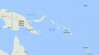Scossa di magnitudo 8 in Papua Nuova Guinea, rischio tsunami