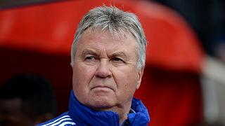 Leicester: Hiddink dice no
