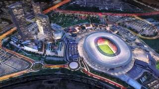 """Stadio della Roma, i proponenti """"Azioni a tutela del progetto"""""""