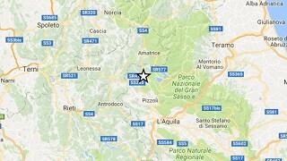 Nella notte nuova forte scossa tra Abruzzo e Lazio: magnitudo 4.0