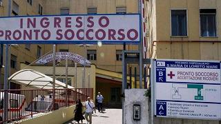 Napoli: indagati 94 dipendenti ospedale Loreto Mare, 55 arresti